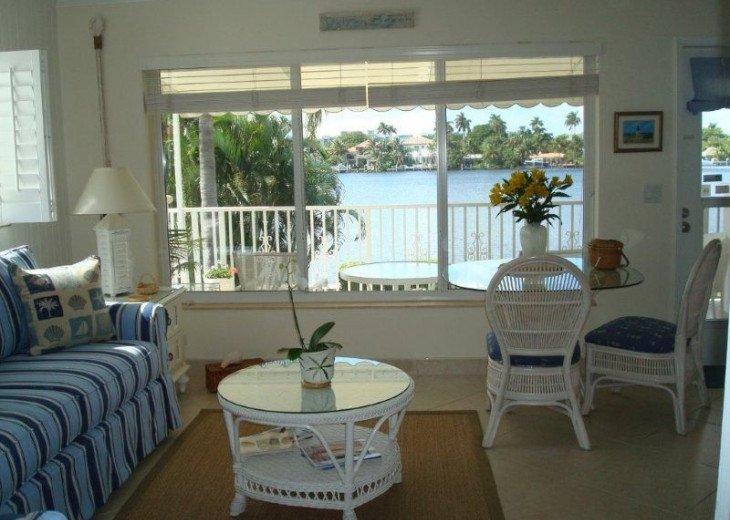 Dir.Waterfront,Walk to Beach&Atlantic Ave-Gated, Pool,Priv Balcony,Vlg #4