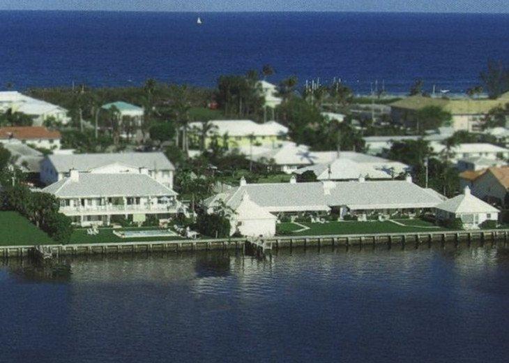 Dir.Waterfront,Walk to Beach&Atlantic Ave-Gated, Pool,Priv Balcony,Vlg #3