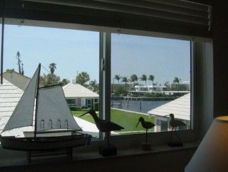 Direct Waterfront,Walk to Beach& Atlantic Ave-Gated, Pool, Priv Balcony #1