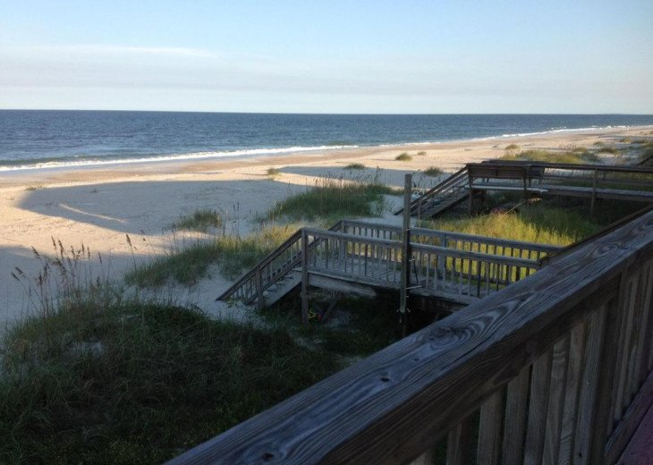 Oceanfront Right on the Water No Dunes to Cross Best Location #18