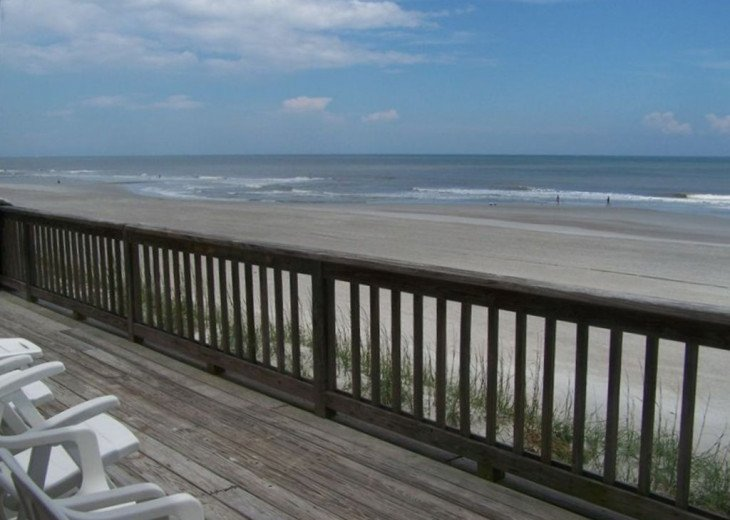 Oceanfront Right on the Water No Dunes to Cross Best Location #20
