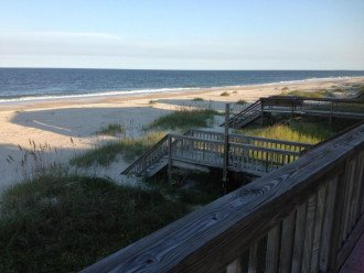 Oceanfront Right on the Water No Dunes to Cross Best Location #1