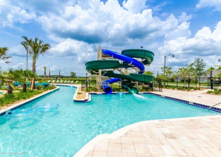Fabulous Story Lake Resort. Brand New 2 Bed 2 Bath Condo. Very close to Disney. #34