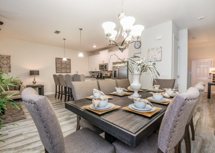 Affordable Luxury. 4 Bed 3 Bath Storey Lake Town Home. Very Private Pool. #7