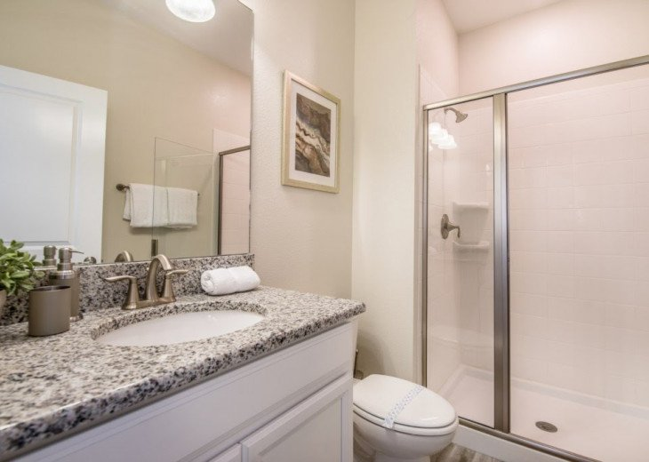 Affordable Luxury. 4 Bed 3 Bath Storey Lake Town Home. Very Private Pool. #14