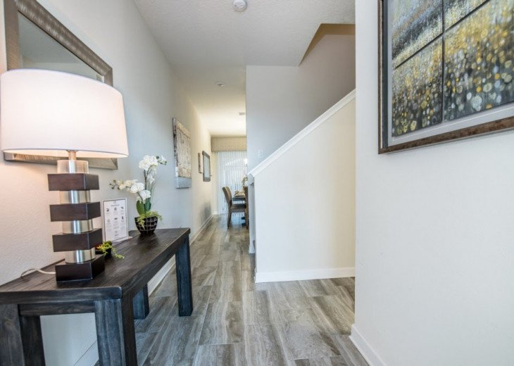 Affordable Luxury. 4 Bed 3 Bath Storey Lake Town Home. Very Private Pool. #3