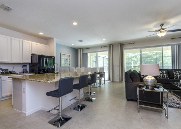 Modern Stylish Home. Private Conservation Views from Pool & Hot Tub. #3