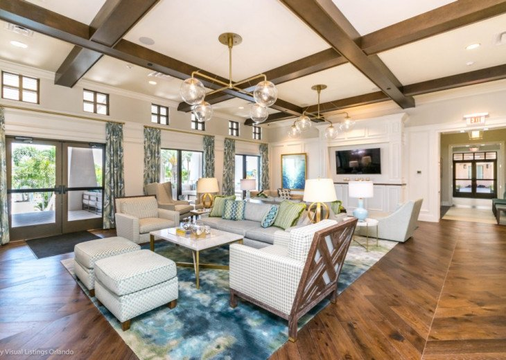 Beautiful Affordable Designer Town Home Steps from Incredible Resort Club House #28