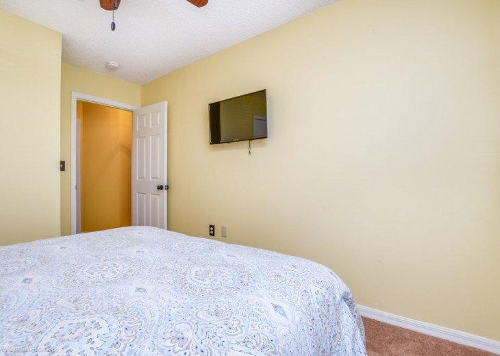 Affordable! Close to Disney! Emerald Island 3BD/3BA Balcony #23
