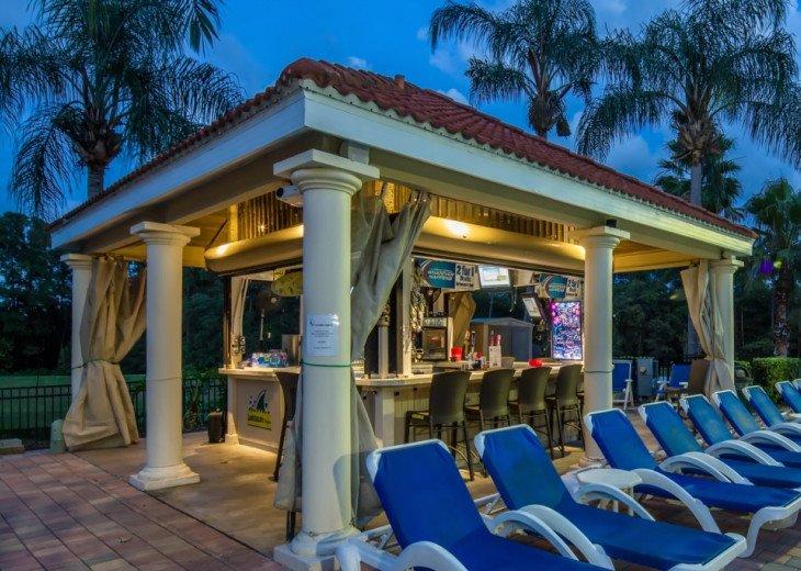 Affordable! Close to Disney! Emerald Island 3BD/3BA Balcony #26