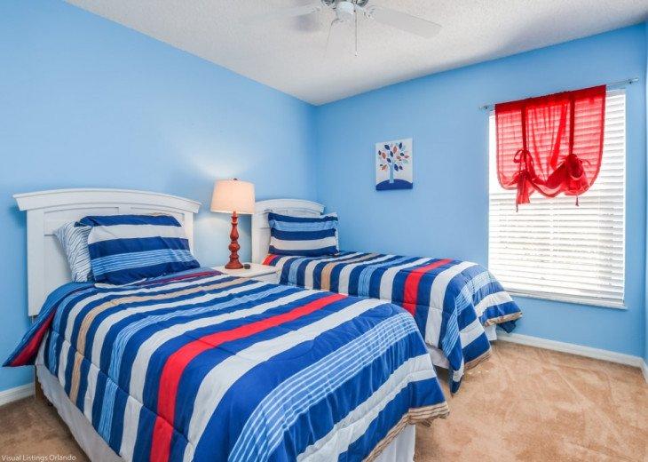 Affordable! Close to Disney! Emerald Island 3BD/3BA Balcony #18