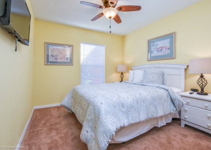 Affordable! Close to Disney! Emerald Island 3BD/3BA Balcony #21