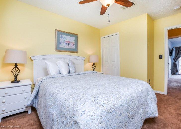 Affordable! Close to Disney! Emerald Island 3BD/3BA Balcony #22