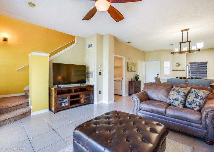 Affordable! Close to Disney! Emerald Island 3BD/3BA Balcony #10