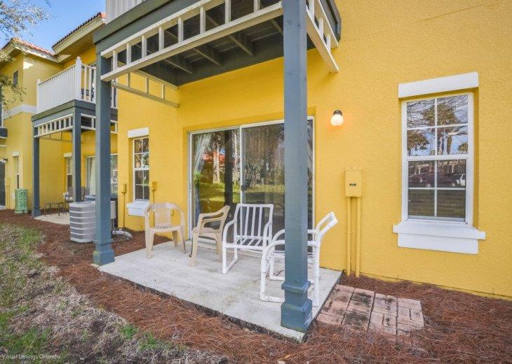 Affordable! Close to Disney! Emerald Island 3BD/3BA Balcony #25