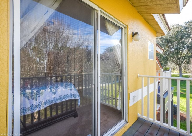 Affordable! Close to Disney! Emerald Island 3BD/3BA Balcony #16