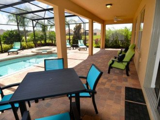 Stunning Former Model Home 7 Bd 6Ba Private South Pool/Spa Games Room #1