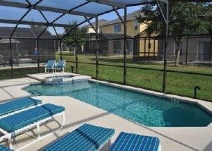 Gorgeous 5 Bedroom Resort Pool Home just 3 Miles from Disney #4