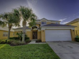 Gorgeous 5 Bedroom Resort Pool Home just 3 Miles from Disney #1