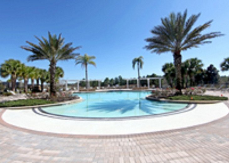Luxurious 6 Bedroom Resort Pool Home just 15 Minutes from Disney #26