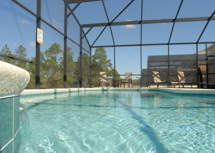 Luxurious 6 Bedroom Resort Pool Home just 15 Minutes from Disney #4