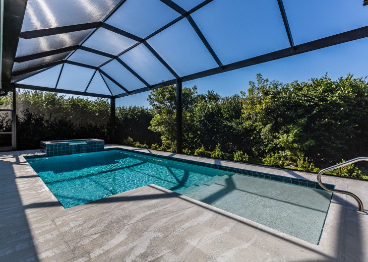 Beautiful 2017 constructed pool home with great western exposure! #18