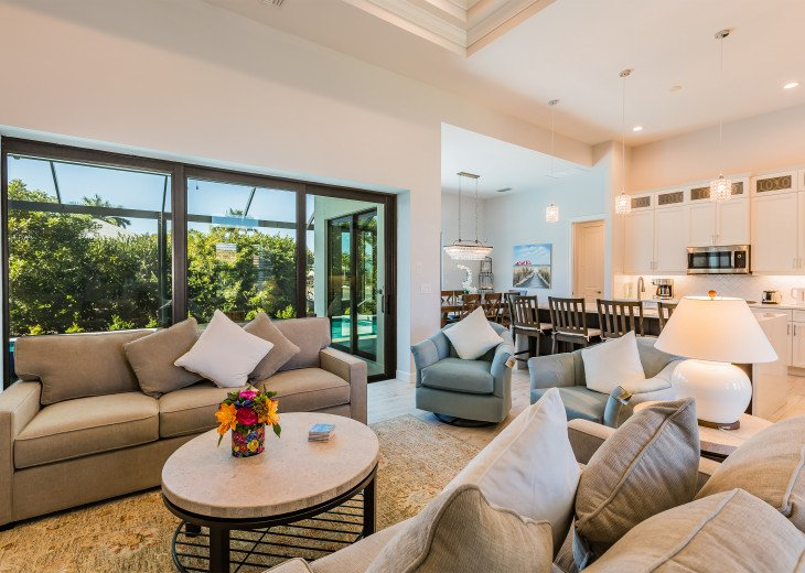 Beautiful 2017 constructed pool home with great western exposure! #3
