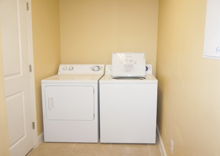 laundry room, iron, iron board included