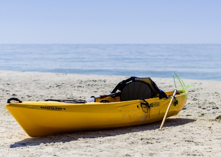 Spend a Day Kayaking