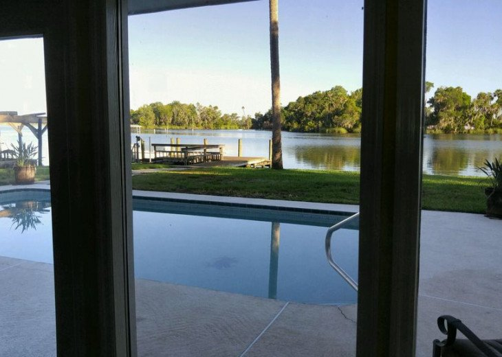 Fish from the dock, paddle board, kayak, swim with manatees, relax by the pool! #16