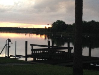 Fish from the dock, paddle board, kayak, swim with manatees, relax by the pool! #1