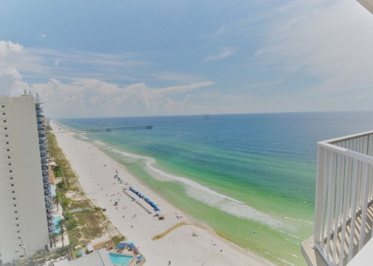 Emerald Coast Beach Vacations Offers You The Best Beach Properties on The Beach! #33