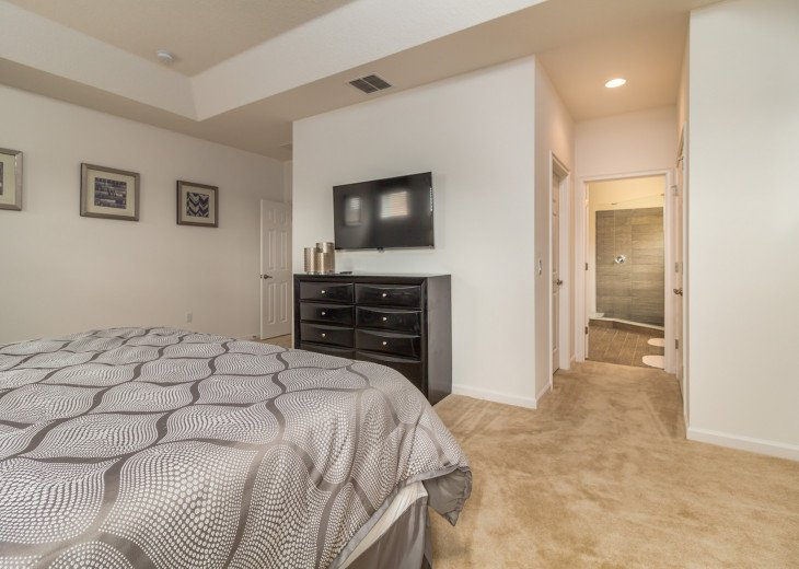 This home is the perfect getaway for your Orlando Disney vacation. Sleeps 14 #12