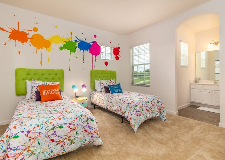 This home is the perfect getaway for your Orlando Disney vacation. Sleeps 14 #7