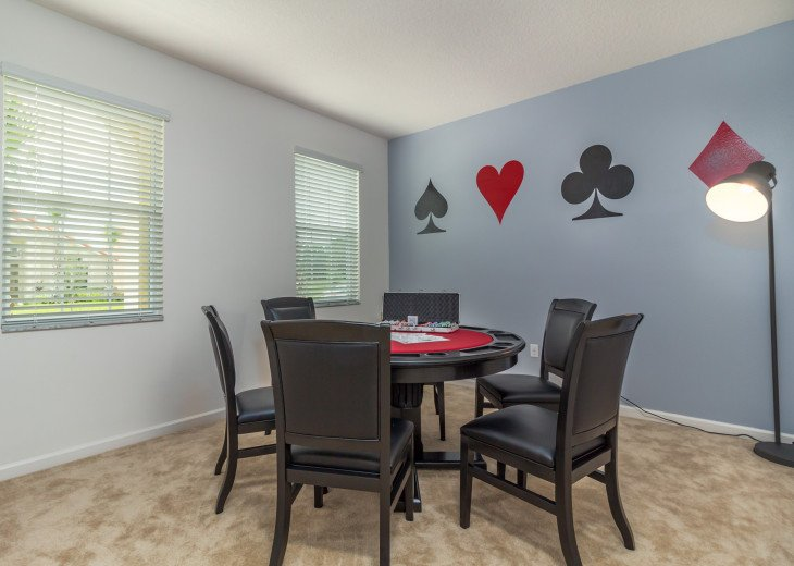 This home is the perfect getaway for your Orlando Disney vacation. Sleeps 14 #40
