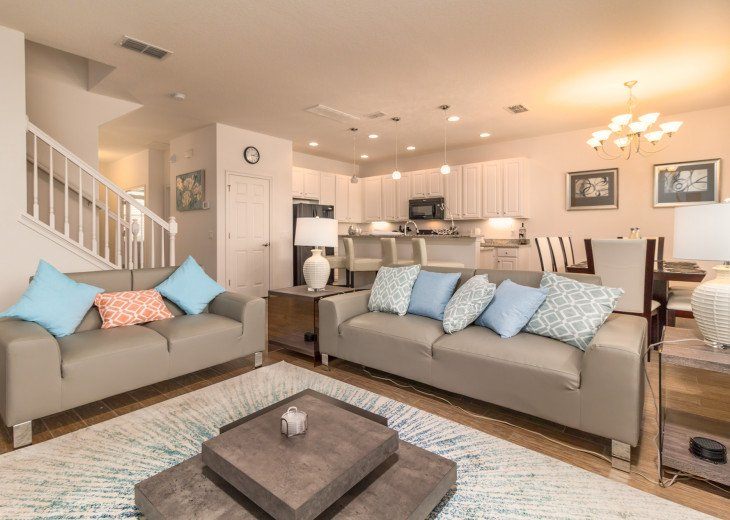 This home is the perfect getaway for your Orlando Disney vacation. Sleeps 14 #30
