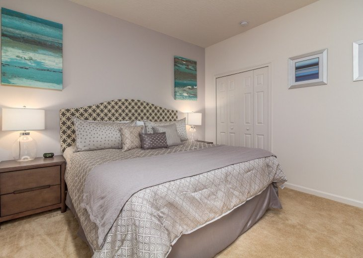 This home is the perfect getaway for your Orlando Disney vacation. Sleeps 14 #39