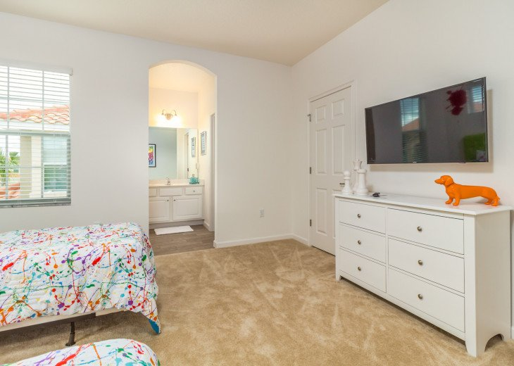This home is the perfect getaway for your Orlando Disney vacation. Sleeps 14 #10