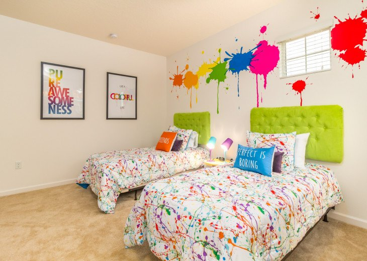 This home is the perfect getaway for your Orlando Disney vacation. Sleeps 14 #8