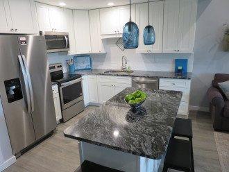 Beautiful, new kitchen