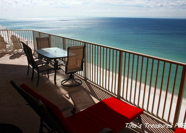 Tina's Treasure at Gulf Crest 3 Bedroom Luxury Beach Condo with Beach Service #35
