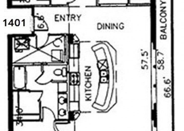 Floor Plan GC1401