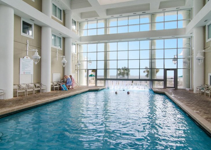Newly Renovated 3BR/3BA condo on 2nd floor, sleep 10 with an amazing gulf view. #27