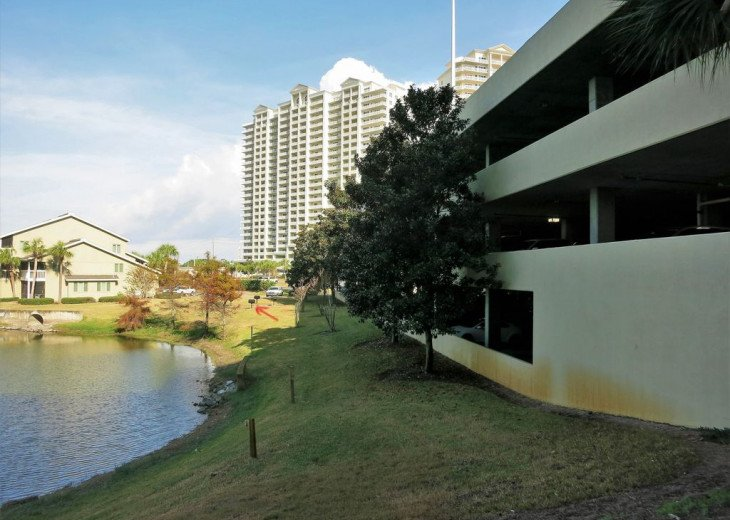 Newly Renovated 3BR/3BA condo on 2nd floor, sleep 10 with an amazing gulf view. #42