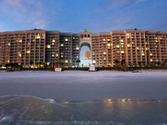 Newly Renovated 3BR/3BA condo on 2nd floor, sleep 10 with an amazing gulf view. #1