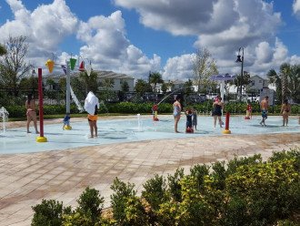 Kids Splash Pad