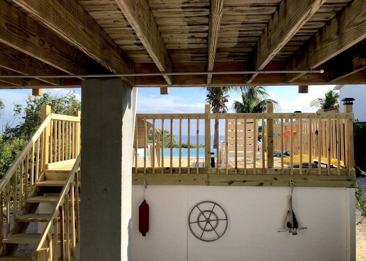 Florida Vacation Home, Great View Over Cudjoe Bay. Private heated POOL #21