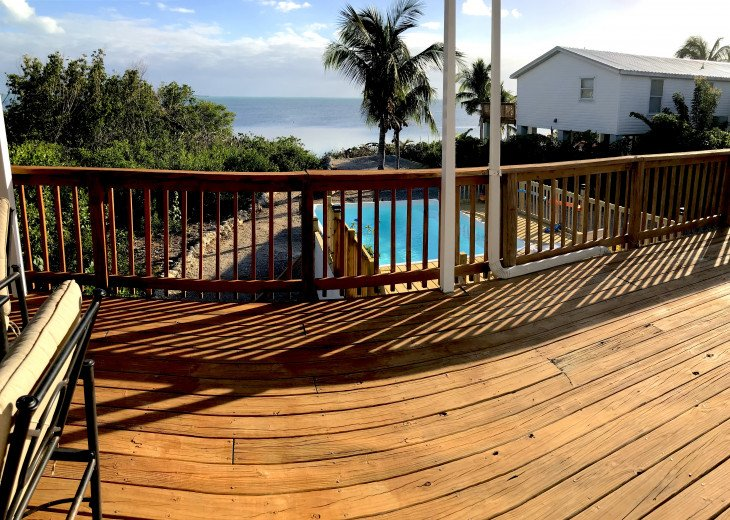 Florida Vacation Home, Great View Over Cudjoe Bay. Private heated POOL #24