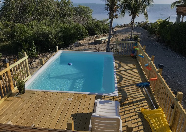 Florida Vacation Home, Great View Over Cudjoe Bay. Private heated POOL #22