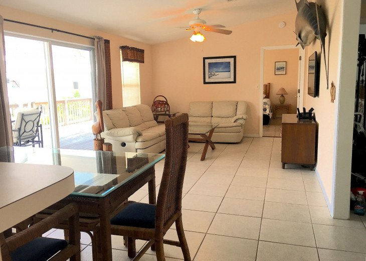 Florida Vacation Home, Great View Over Cudjoe Bay. Private heated POOL #8